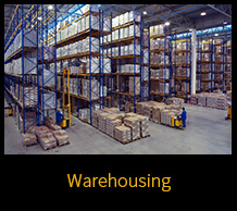 warehousing holland, mi